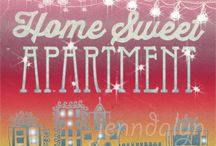 Apartment Decor / by Mary Stonehouse