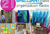 vpk classroom organizing