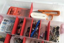 Sewing needs organizer
