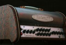 Redstuff Amplification - CERBERUS 77 Watt tubeamp / Tubeamplifiers for guitar and audio