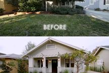 Fixer Upper Before and After
