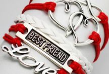 Unique Gifts for Best Friends/ Bridesmaids / Gifts that help you to deliver the BFF message!