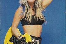 Guitar  women ♀