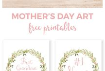Mothers Day Inspiration