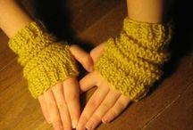 Knitting / by Nadine Adamek