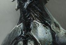 Creatures -  Aliens
