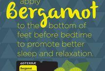 Essential Oils: Sleep & Relaxe!