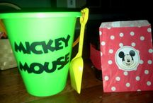Mickey mouse & friends / Tylers first birthday / by Berlinda
