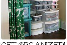 Storage Ideas / by Nicole Bacon