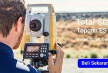 Jual Total Station Topcon ES 65