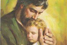 Jesus, Maria e Jose