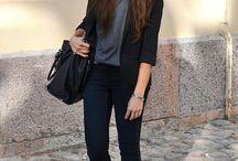 ropa formal mujer