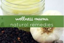 Natural Remedies from Wellness Mama / DIY and homemade natural remedies and tutorials. / by Katie WellnessMama