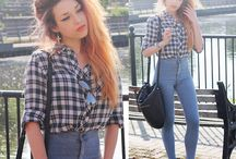 How to wear highwaisted jeans
