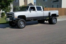 hillbilly hotness / all things redneck... trucks, lifted trucks & diesel / by Jennifer Jacobus