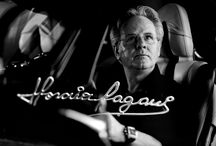 Horacio Pagani / Horacio Pagani, legendárny zakladateľ značky superšportových automobilov Pagani, prišiel na Slovensko na pozvanie J&T Banky.