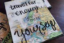 Travel far enough until you meet yourself✈️