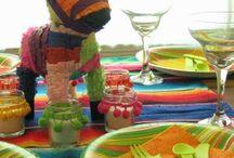 Cinco de Mayo party / by Celeste Delafield