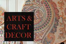 Arts & Crafts Decor