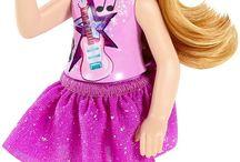 mała koleżanka Barbie rokowania kszężniczka