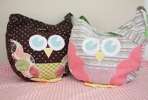 Owls / by Jackie Scraps