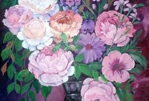 Oil painting / Olajfestményeim