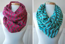 Scarves / by Shannon Poirier