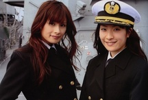 We Love - Girls In Uniform / by While We're Young .