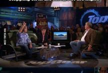 Top gear British / Funny things