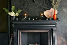 Fireplace    Jen Talbot Design