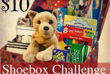 christmas boxes: boy 5-9