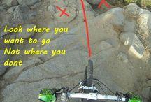 biking/camping/climbing
