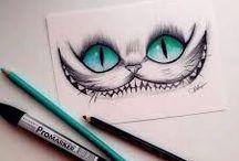 крутые и креотивные рисунки