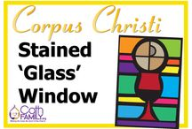 Feast of Corpus Christi / Your one-stop-shop for all things related to the feast of Corpus Christi (first Sunday in June)