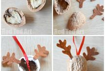 Christmas ornaments Arts and crafts