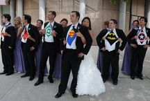 Wedding Theme | Superhero