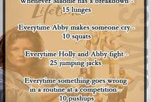 dance moms workout