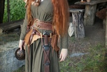 Garb / Clothes for pixies, shield maidens and fair ladies ;)