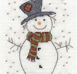 Crazy for Cross-stitch / Cross-stitch patterns and inspiration