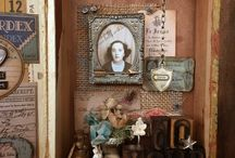 Cigar Boxes / by Candy Spiegel