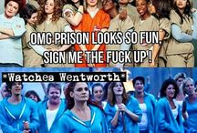 Wentworth ...... Danielle Cormack
