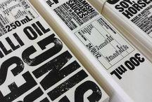 Packaging Design / by Sara Waters