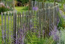 Ganivelles jardin