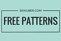 Free Patterns / Who doesn't like free patterns? This is the library of all free patterns I find online for some inspiration.