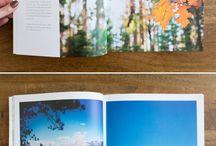Photo book layouts