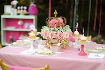 Princess and the Pea Tea Party / Inspiration for a birthday party
