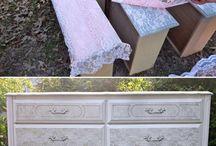 Reciclado muebles