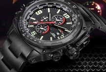 MTM Special OPS Timepieces / by MTM Special Ops Watch