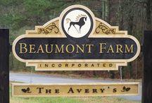 Farm/Ranch Signs