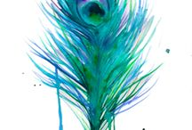 Peacocks & tattoos  / by Sheridan Lantz